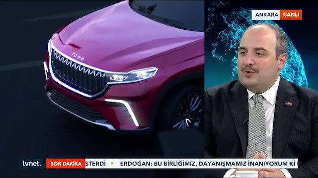Bakan Varanktan yerli otomobil açıklaması