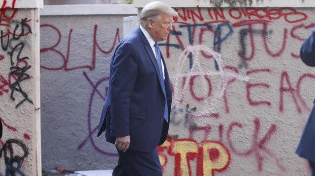 ABD Başkanı Donald Trump: Gizli Servis çok iyi iş çıkardı