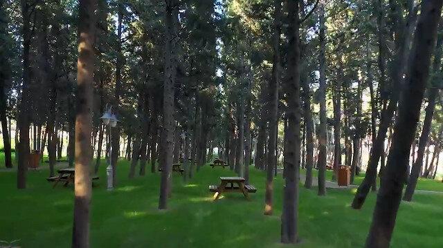 Halkalı ve Pendik Millet Bahçesi bugün açılıyor