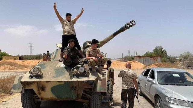 """BM Temsilcisi açıkladı: """"Hafter'in macerası resmen sona erdi"""""""