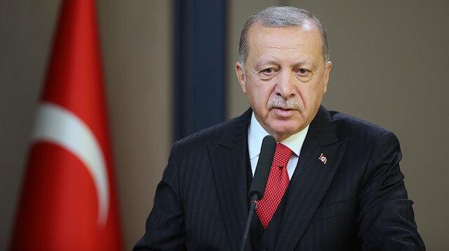 Cumhurbaşkanı Erdoğan açıkladı: Sokağa çıkma kısıtlaması iptal edildi
