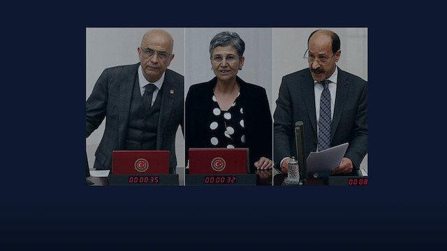 Milletvekilliği düşürülen HDP'li Leyla Güven ve Musa Farisoğulları tutuklandı: CHP'li Enis Berberoğlu gözaltına alındı