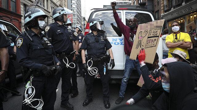 New York Eyalet Meclisi üyesi Barron: Barışçıl yöntemler reddedilirse şiddet kaçınılmaz olur