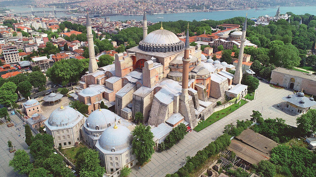 Dünyanın en büyük gezginlerinden Evliya Çelebi'nin gözünden Seyahatname'deki gizemli Ayasofya