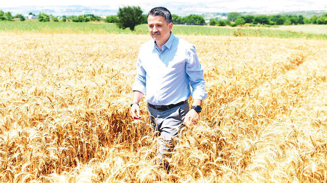 Ücretsiz hazine arazilerinde tahsis başladı: 4 bin çiftçimiz dijital pazarda