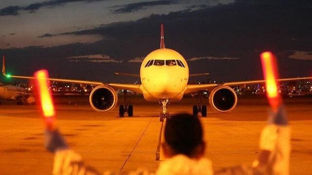 THY'den ABD'deki Türkler için tahliye uçuşu