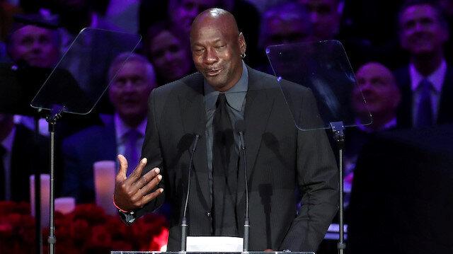 Michael Jordan'dan ırkçılıkla mücadele için 100 milyon dolar bağış
