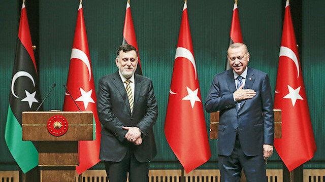 Libya'dan Türkiye'ye flaş çağrı: Sondaja gelin