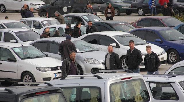 İkinci el araçta hem fiyat hem de satışlar arttı