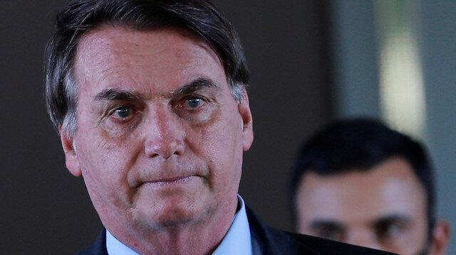 """Koronavirüse """"Basit bir grip"""" diyen Brezilya Devlet Başkanı Bolsonaro'dan vaka sayısına tuhaf yorum: Rakamlar abartılıyor"""