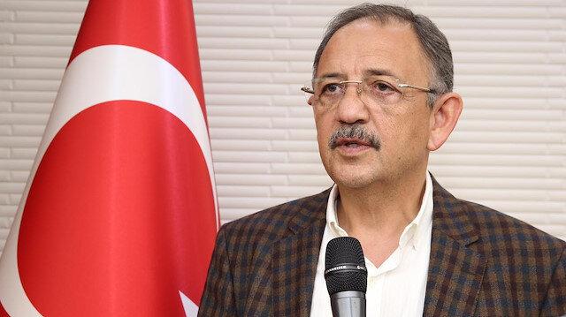 AK Parti Genel Başkan Yardımcısı Mehmet Özhaseki: Seçimden sonra CHP'li belediyeler 12 bin kişiyi işten attı