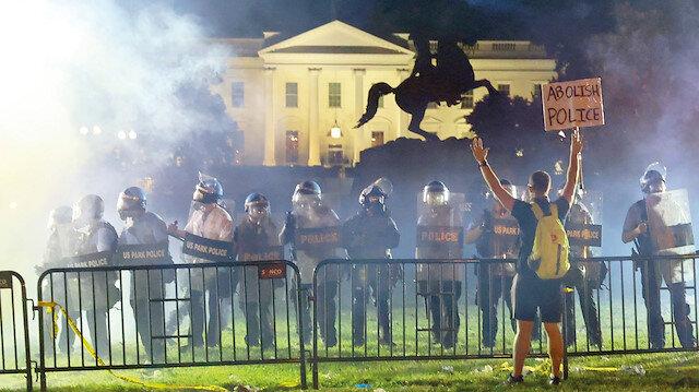 Oval Ofis'te kapışma: Beyaz Saray'da bir kabadayı var, ona karşı bir kabadayı lazımdı
