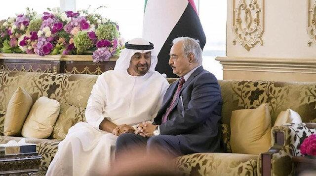 BAE, Hafter'in aldığı yenilgilerin ardından Libya'da 'siyasi çözüm' çağrısı yaptı