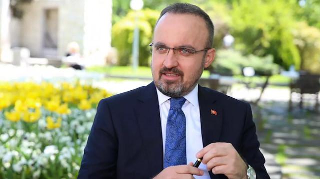 AK Parti'den Ayasofya çağrısı: Fethin sembolü kendi topraklarımızda artık mahzun kalmamalı