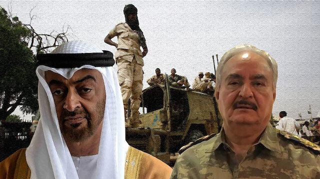 Uzmanlar: BAE Libya'daki savaşı paralı asker ve ithal silahlarla kazanamaz