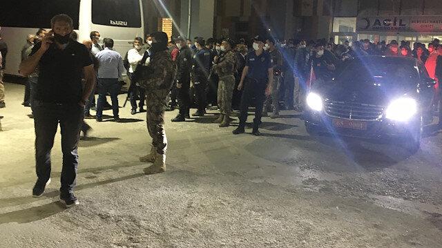 Van'da PKK terör örgütü işçi aracına saldırdı: 2 işçi şehit oldu, 8 işçi yaralandı