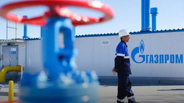 Gazprom zorda: Geliri yüzde 51 azaldı