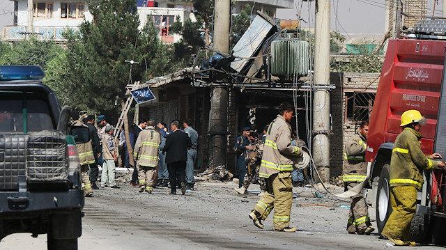 Afganistan durulmuyor: Silahlı saldırıda bir polis hayatını kaybetti