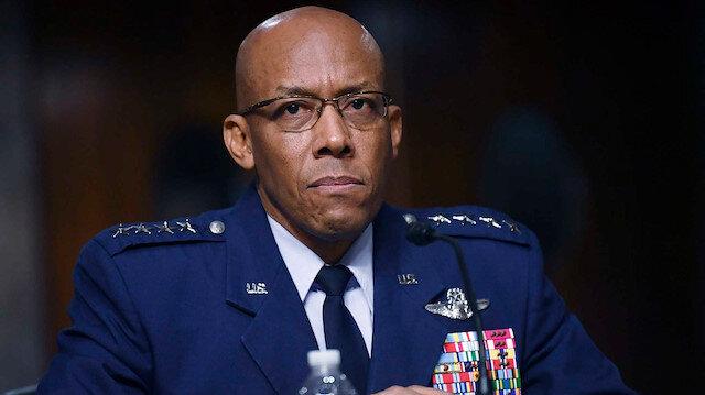 ABD tarihinde bir ilk: Orduya siyahi kuvvet komutanı atandı
