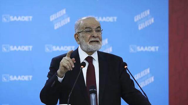 Temel Karamollaoğlu'ndan flaş Ayasofya tepkisi: İbadete açılmalı