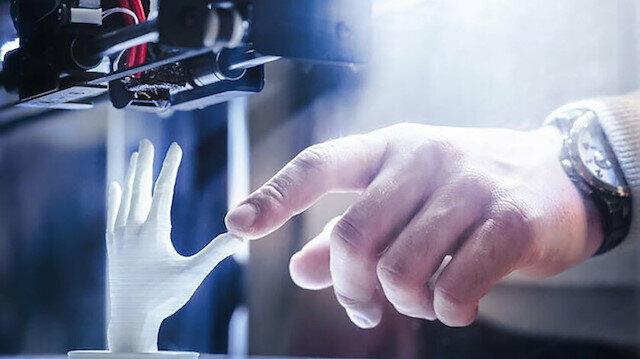 Türkiye 3D yazıcı alanında öncü ülkelerden biri oluyor