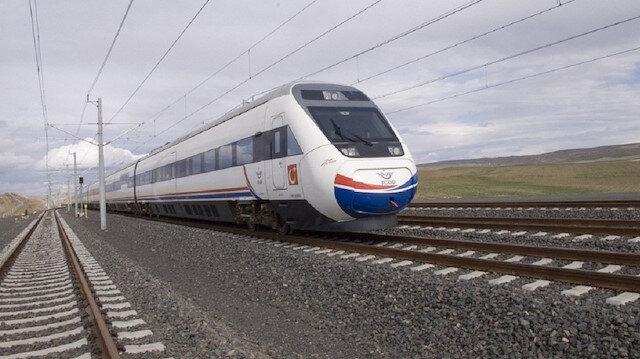 Bursa'ya hızlı tren müjdesi: 2023 yılında tamamlanmış olacak