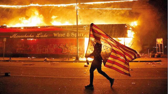 Nefessiz bırakan Amerikan iç savaşı