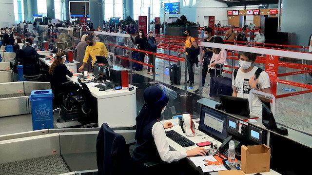 İstanbul Havalimanı'nda yurt dışı uçuşlar başladı