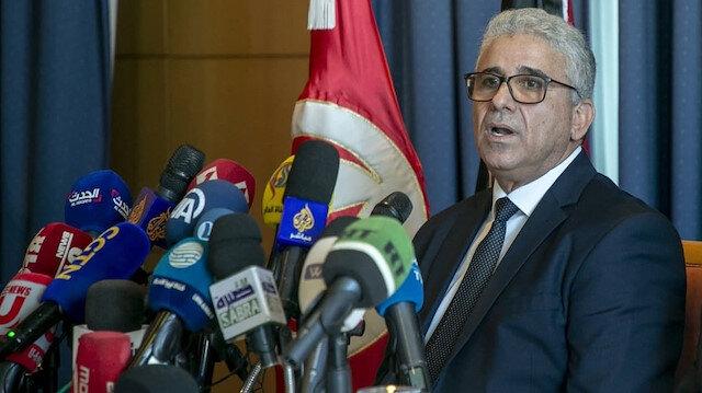 Libya İçişleri Bakanlığı, Hafter milislerinden kurtarılan Terhune'de güvenlik tedbirlerini artırıyor