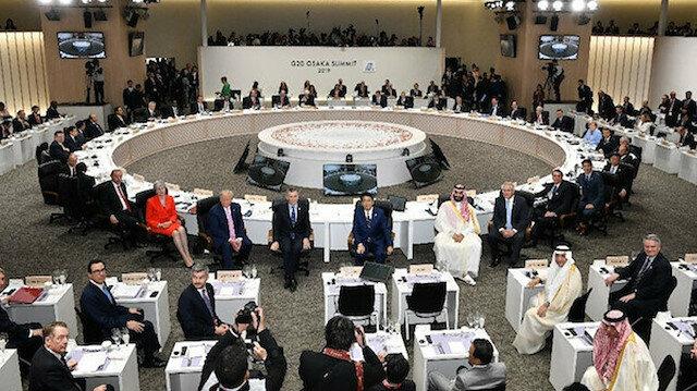 G20'nin bir numarası: İlk çeyrekte sadece Türkiye ve Hindistan büyüdü