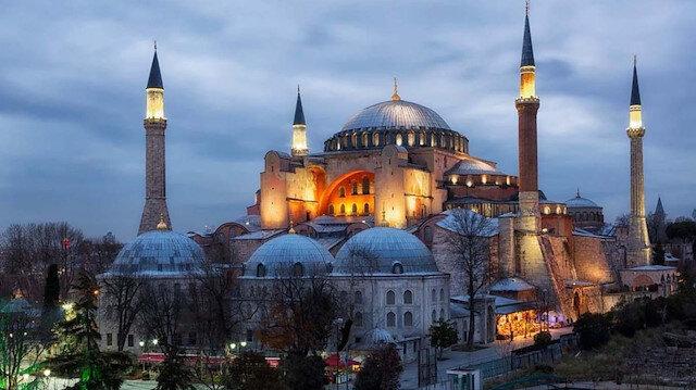 CHP Ayasofya'yı Bizans'a peşkeş çekti