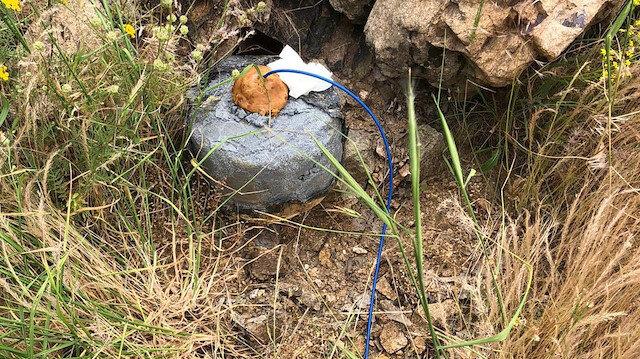 Bakan Soylu: Bingöl'de 10 kilo el yapımı patlayıcı bulundu