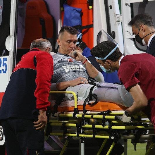 Galatasarayda Muslera şoku: Altı ay sahalardan uzak kalacak