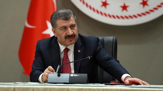 Sağlık Bakanı Koca açıkladı: 3 bin sözleşmeli sağlık personeli ve 250 sürekli işçi alımı yapılacak