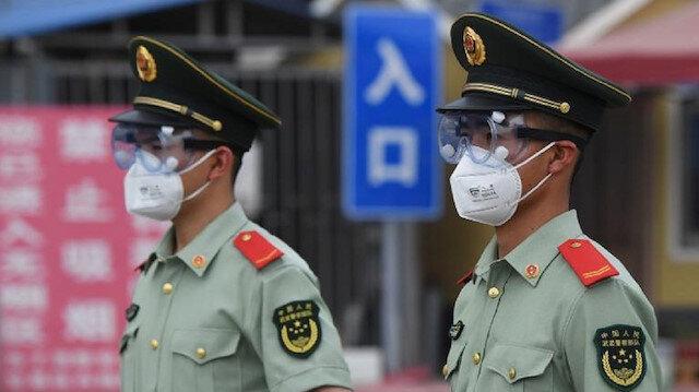 İkinci dalga görülen Çin'de