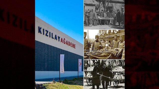 Milletin 152 yıllık şefkatli eli: Türk Kızılay Çanakkale ruhunu yeniden canlanıyor