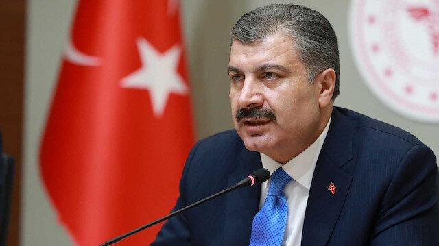 Sağlık Bakanı Fahrettin Koca 16 Haziran koronavirüs sonuçlarını açıkladı: Ölü sayısı 17, vaka sayısı 1467
