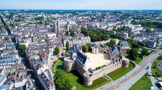 Jules Verne'nin dünyaya açıldığı şehir: Nantes