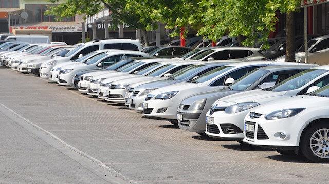 Apartman altında araç satışı tarihe karışıyor!