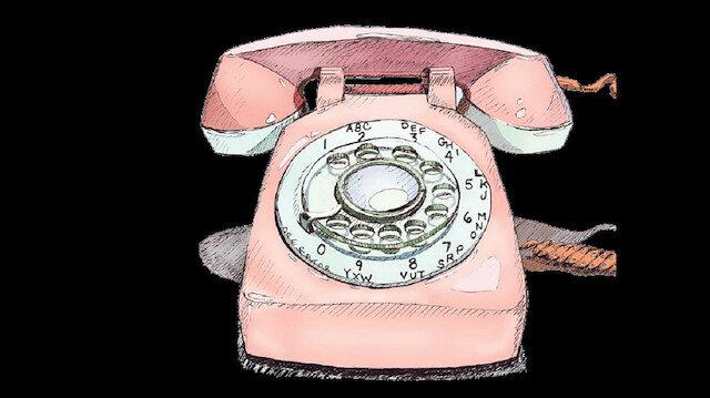 Bir ölüyü telefonla arama fikri