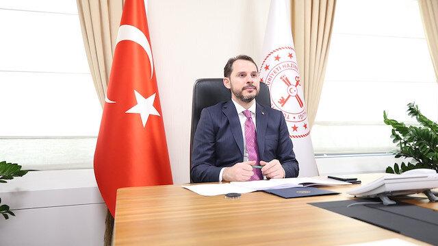 Bakan Albayrak, TVF'nin Turkcell hissedarı olmasını değerlendirdi: Hayırlı olsun