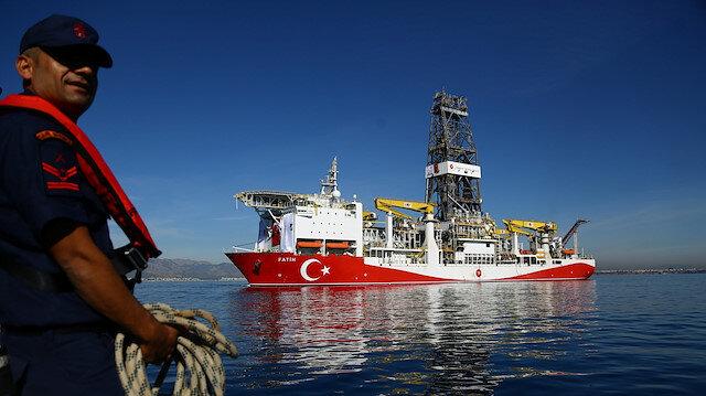 Fatih Sondaj Gemisi sondaj için yola çıkıyor