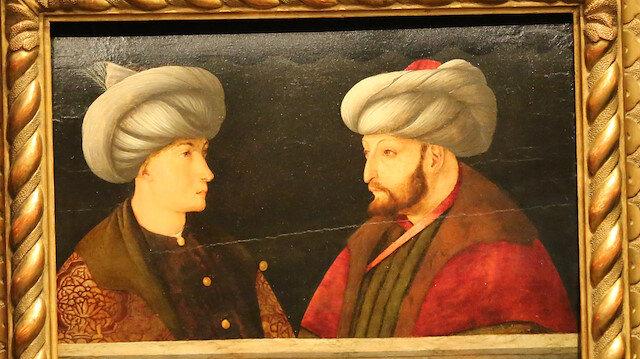 Fatih Sultan Mehmetin son portresi: Londrada satışa çıkarılıyor