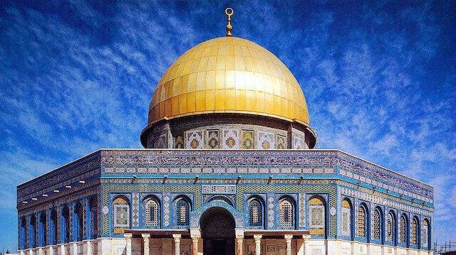Sonsuzluk bahçesinden bir şehir: Kudüs