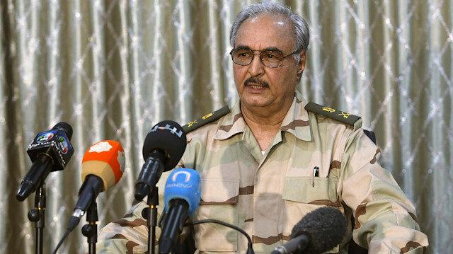 Libyada ağır darbeler alan Hafterin son umudu İsrail