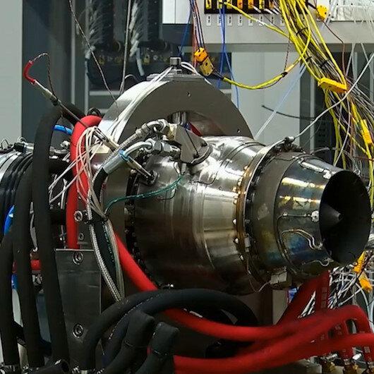 Türkiyenin orta menzilli ilk yerli füze motoru  test edildi