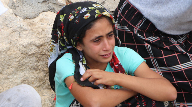 Terör örgütü PKK, Silopi'de 9 çocuğu babasız bıraktı