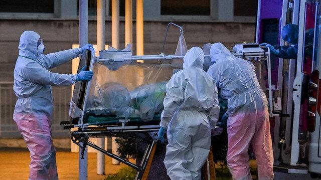 İngiltere'de koronavirüsten ölenlerin sayısı 42 bin 632'ye çıktı