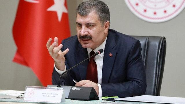 Sağlık Bakanı Fahrettin Koca 21 Haziran tarihli koronavirüs verilerini açıkladı: Ölüm sayısı 23, vaka sayısı 1192
