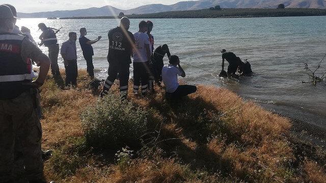 Elazığ'da serinlemek için göle giren kişi boğuldu